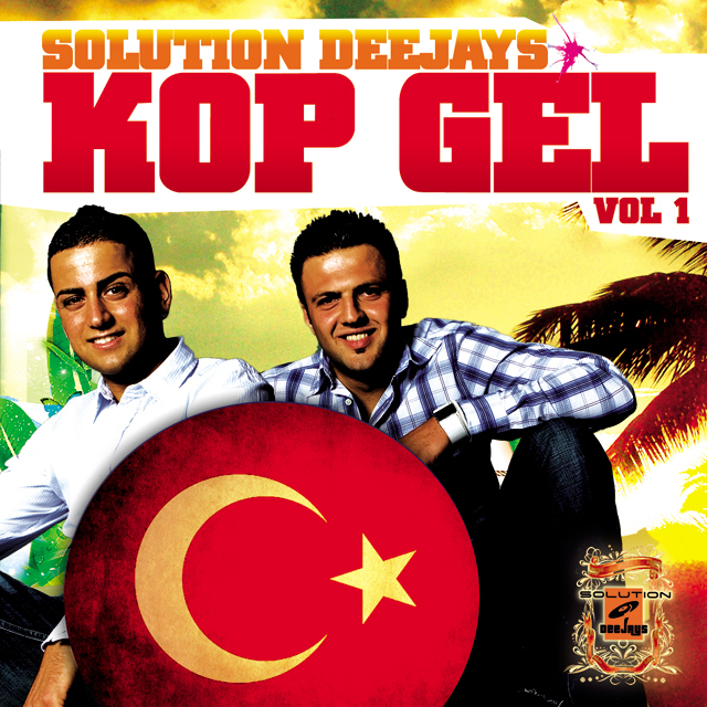 Solution Deejays - Kop Gel Vol.1