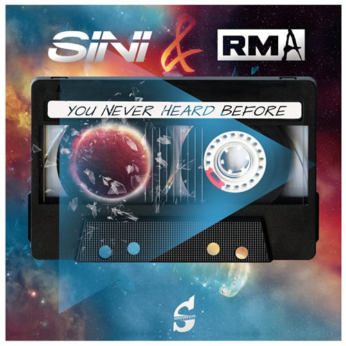 SINI & RMA - YOU NEVER HEARD BEFORE VOL.1