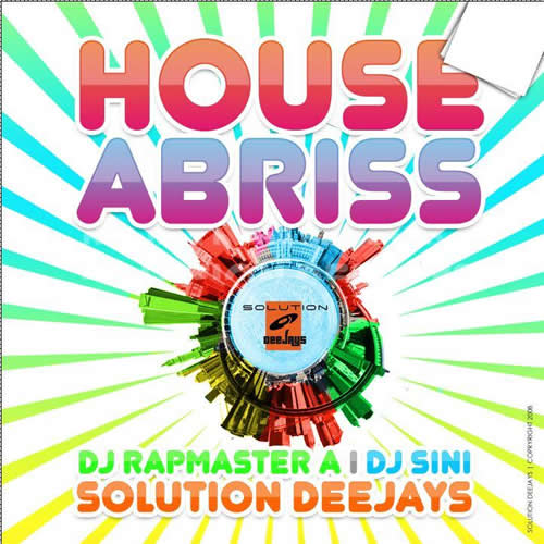 Solution Deejays - Houseabriss Vol.1